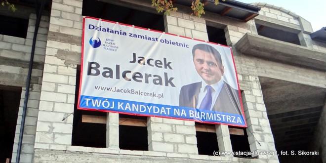 Baner – Jacek Balcerak